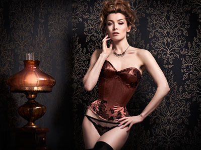Couture Corsetry