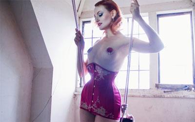 Specialist corsetry