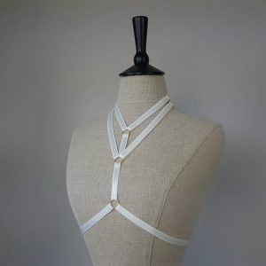 Ivory harness
