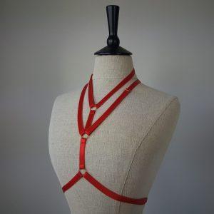 Scarlet harness