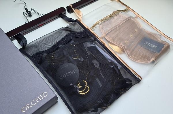 corset storage bags