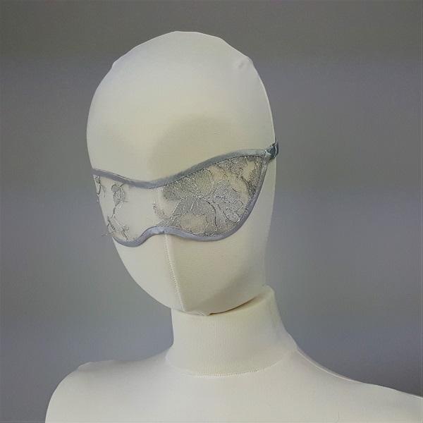 Silver Valour mask