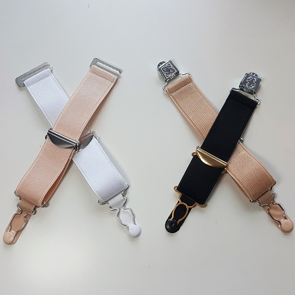 Colour options for suspenders