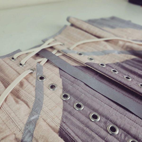 Bespoke corset