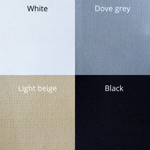 Colour options for Heledd